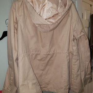 Forever 21 adirondack jacket